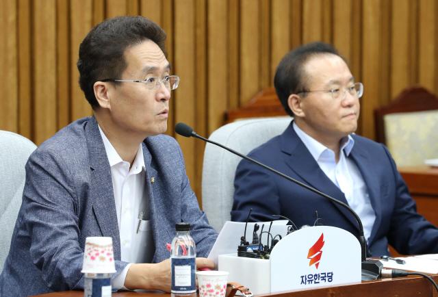 함진규 '해병대 헬기사고, 방산비리 가능성 열고 조사해야'