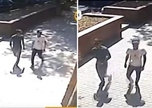 """""""환한 대낮에…"""" 데니스 텐 살해 용의자 CCTV 공개 '충격'"""