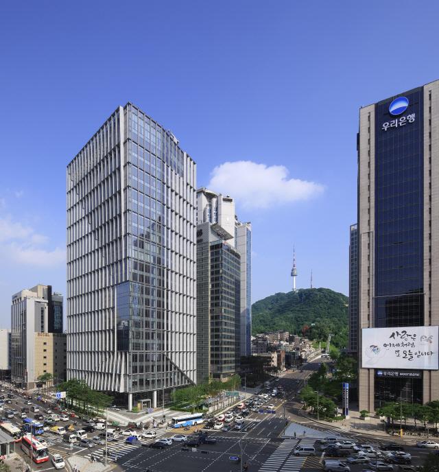 [단독]아부다비투자청, '스테이트타워 남산' 매각한다