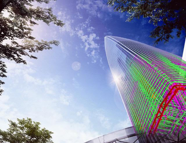 [스마트건설 코리아]롯데월드타워에 'BIM' 적용...미래형 건축기술 선도