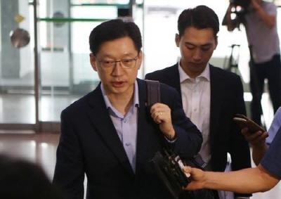 김경수 구속 여부 이르면 17일 밤 결정