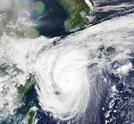 [만파식적]한반도 태풍