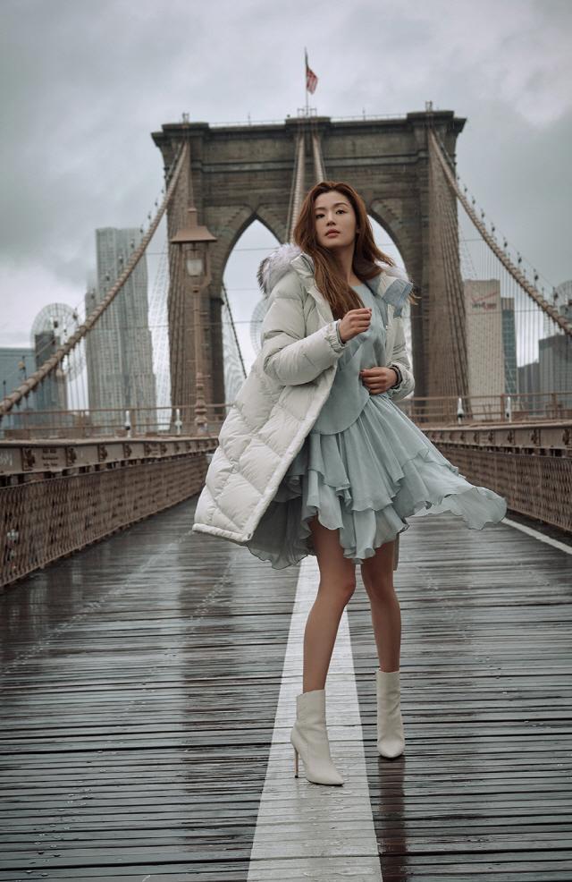 전지현, 압도적인 카리스마로 뉴욕 녹이다 [화보]
