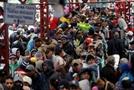 베네수엘라 난민행렬 '제2의 지중해 난민사태''