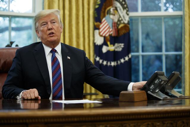 美-멕시코, 나프타 개정 협상 타결…트럼프 '멋진 빅딜'