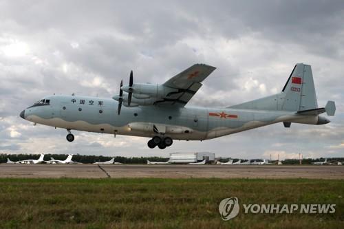 中군용기 또 '카디즈' 침범…전투기 10여대 긴급 출격