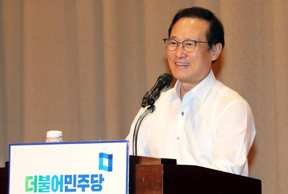 """홍영표 """"문재인 정부 성공 위해 당이 주도적 역할 해야"""""""