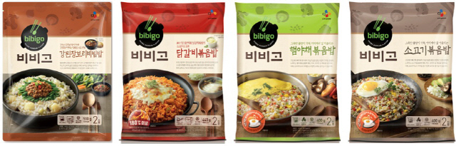 CJ제일제당, 냉동밥 라인업 강화…'비비고 밥' 4종 출시