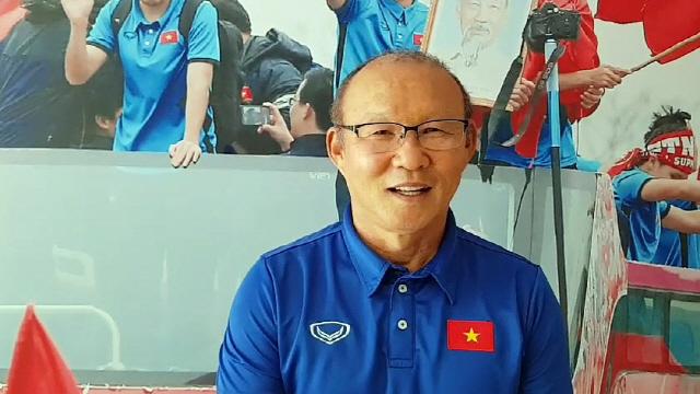 '베트남 국민 영웅' 박항서 감독, 6일 국내서 휴식차 귀국
