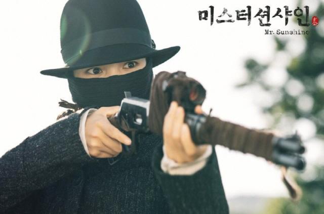 [최상진칼럼]'미스터 션샤인①' 나의 모든것은 애신에게로…
