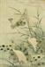 [조상인의 예(藝)-<77>이징 '연지백로']시든 연줄기 옆에 선 백로 한 쌍...일로연과를 기원하다