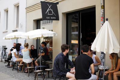 [글로벌 명품카페를 가다]4베를린 3대 커피 로스터리 '더반'의 대표메뉴는?