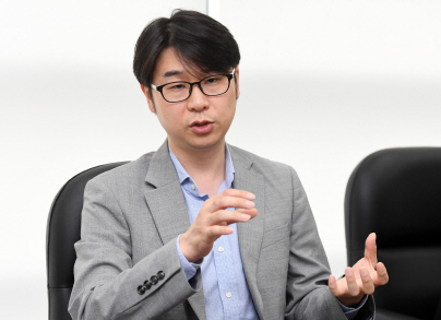 드론 스포츠 전문업체 DSC 송성창 대표