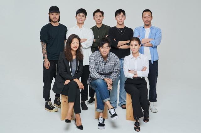이상엽과 최고의 프로들이 뭉쳤다…'가족(Gazok)' 프로젝트 공개