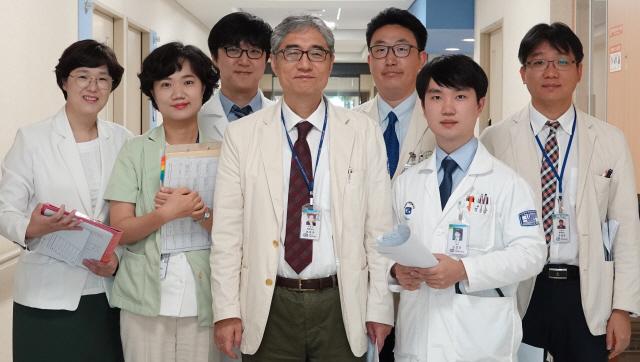 [헬로 굿센터] 서울성모병원 림프종팀, 다른 병원서 재발환자 보내주는 '4차병원' 명성