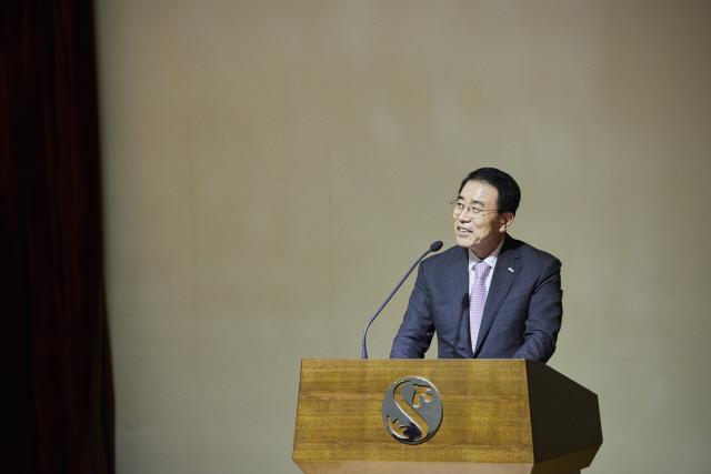 신한금융, GMS사업 비전 선포식 개최