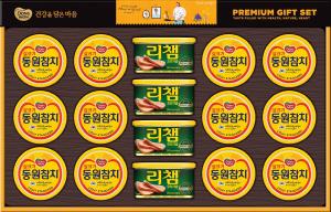 [정성 가득 '한가위 선물세트'] 동원F&B, 오일도 '웰빙시대'...건강요리유 첫 선
