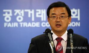 '재취업 의혹 지철호 공정위 부위원장' …김상조, 업무서 배제
