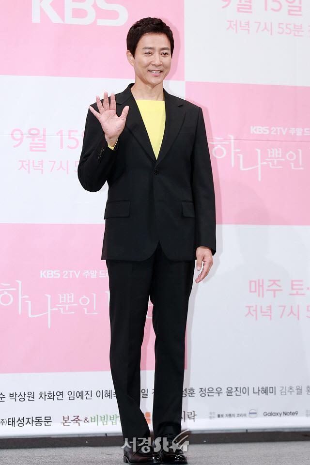 """[현장] '하나뿐인 내편' 최수종 """"공감되는 캐릭터에 끌려, 배우도 궁금한 드라마"""""""