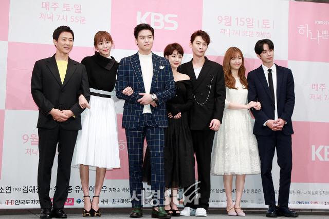 [종합] '하나뿐인 내편', 최수종이 그린 아버지로 'KBS 최고 시청률' 노린다