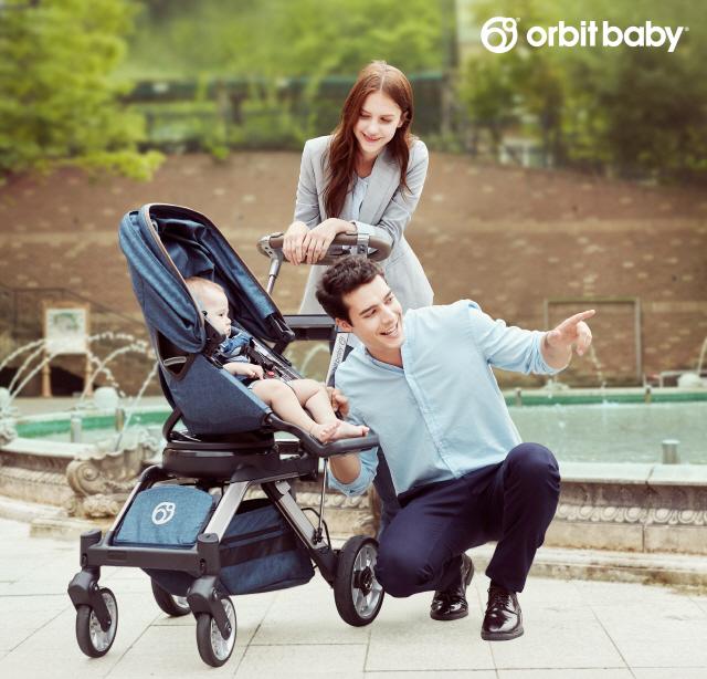 비쌀수록 선택 이유 명확, 오르빗G5 세계특허 안전성 갖춘 유모차 화제