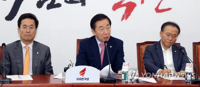 한국·바른미래, 대정부질문·청문회 남북회담 뒤로 연기 제의