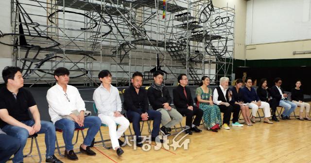 '니벨룽의 반지' 한국제작 초연