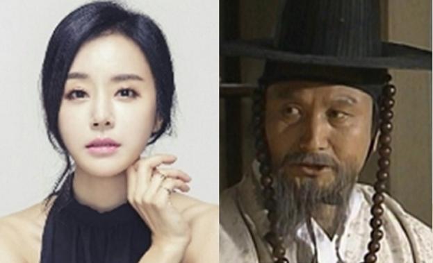 '조덕제와 성추행 공방' 반민정, 父 반석진과 도플갱어 외모?