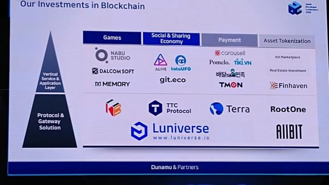 이강준 두나무앤파트너스 대표 '촉망 받는 블록체인 산업은 게임·결제·토큰화'