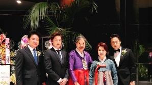 이상원♥최선정 결혼, 이영하-선우은숙 이혼했지만 아들 위해 나란히 혼주로