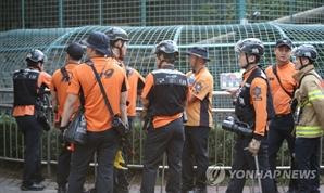 대전동물원 탈출 퓨마, 마취총 맞고 쓰러져 (속보)