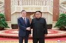 남북정상, 2일차 회담 종료…합의문 서명·공동기자회견 진행