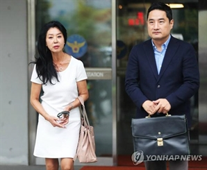 """김부선 """"문재인 대통령, 남북정상회담 연설 장면 보고 소름이 쫙 돋아"""""""