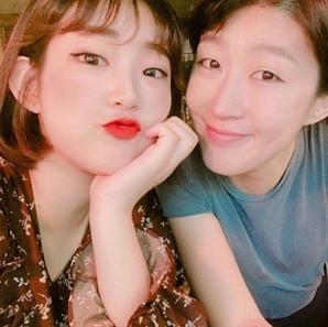 """故 최진실 딸 준희, 훈훈한 근황 """"사랑하는 진경이모랑 데이트"""""""