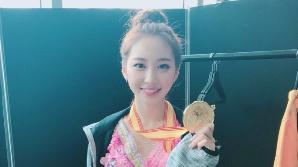 """아육대 '리듬체조 新요정 탄생' 엘리스 유경 """"예쁘게 지켜봐 달라"""" 우승소감"""