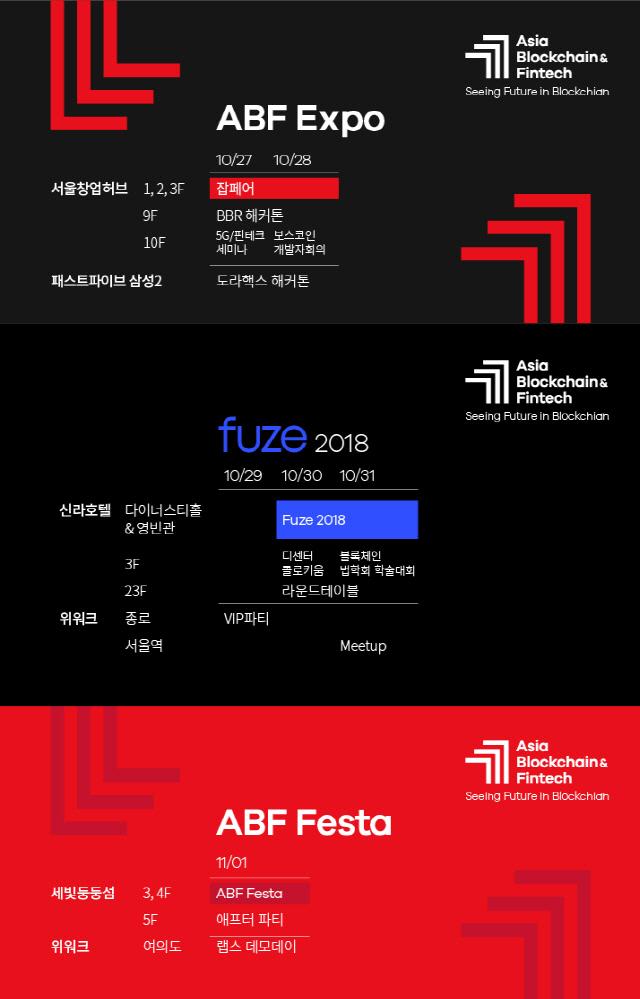 [ABF in Seoul]블록체인으로 여는 미래 엿본다...5G·핀테크 세미나 개최