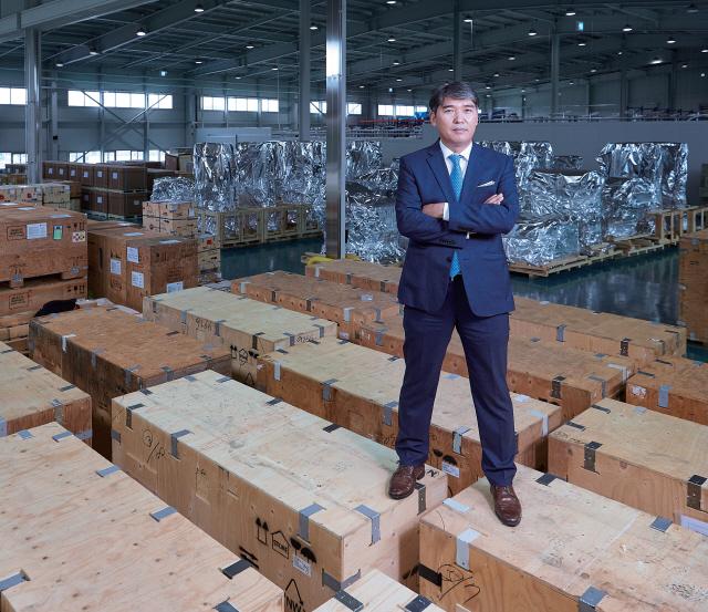 [강소기업 CEO를 찾아서] 김병선 드림로지스틱스 대표