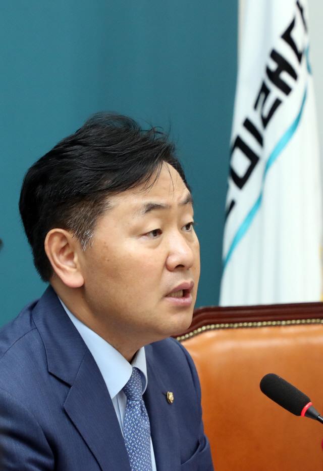 김관영 '헌법재판관 임명 지연? 여당 책임이 반 이상'