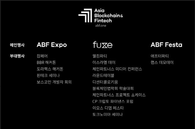 [ABF in Seoul] 김지한 한빗코 대표 '블록체인과 금융 산업은 한 몸'