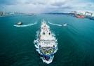 현대미포조선, LNG선 공략 확대…친환경 'LNG벙커링선' 인도