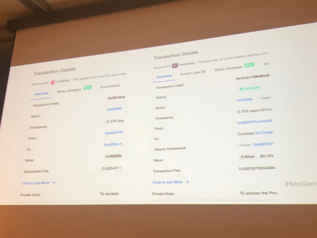 [이드콘 한국 2019]블록체인 개발자가 말하는 콘트랙트 설계 시 주의할 점