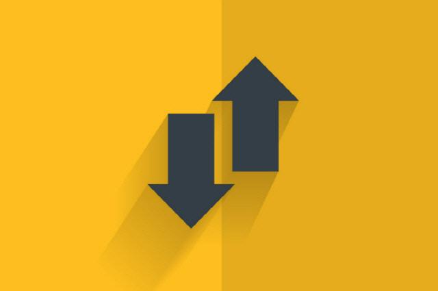 [크립토 Up & Down]BSV, 해시레이트 점유율 사상 최저치 기록에 가격 5% 하락