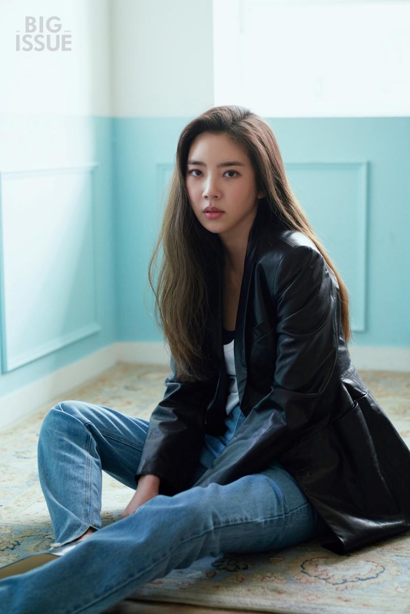 '나 혼자 산다'로 예능복귀 손담비, 매거진 '빅이슈' 커버 장식