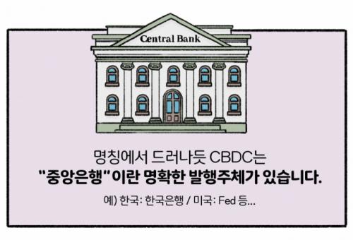 [디센터툰] CBDC란 무엇인가요?