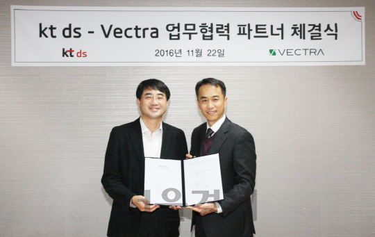 [서울경제TV] KT DS, 벡트라와 손잡고 '사이버 위험 탐지·대응 솔루션' 출시