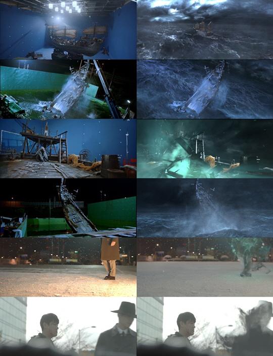 '도깨비' 역대급 CG의 비결은? 부산행·밀정·판도라 CG 맡은 블록버스터급 VFX