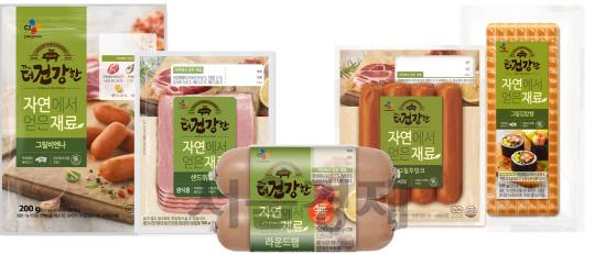 CJ제일제당, 'The더건강한 자연재료' 신제품 3종 출시