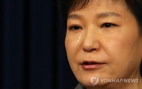 """""""박 대통령, 불치병 부신기능 저하증…대통령 농락 중단해야"""""""