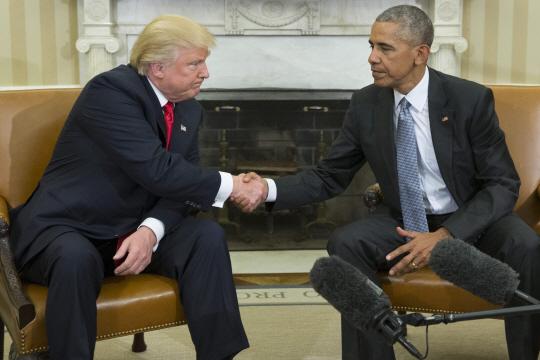 오바마 대통령, '기후정책 지속해야…일자리 창출의 원동력'