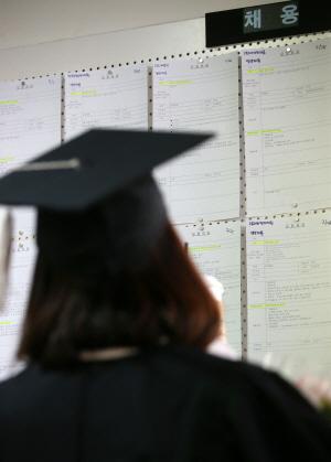 청년실업률 9.8% 사상 최악...실업자 역대 첫 100만명